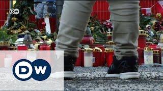 Германия скорбит по погибшим в результате теракта в Берлине