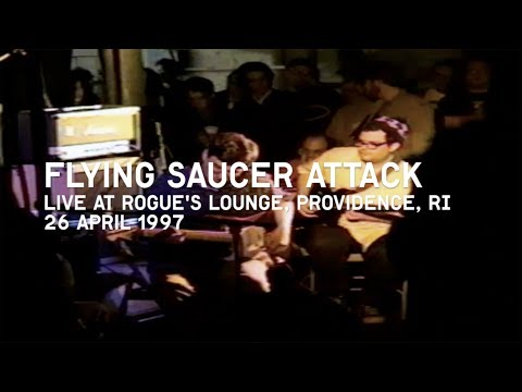 FLYING SAUCER ATTACK 4.26.1997 (partial set)