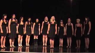 Black Horse and the Cherry Tree a cappella- The Sirens