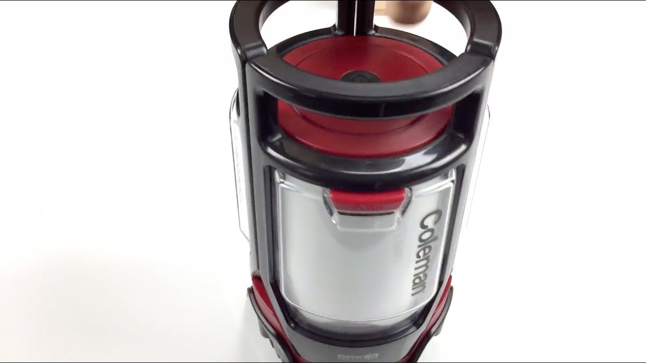 Coleman Rugged Rechargeable Lantern Home Decor