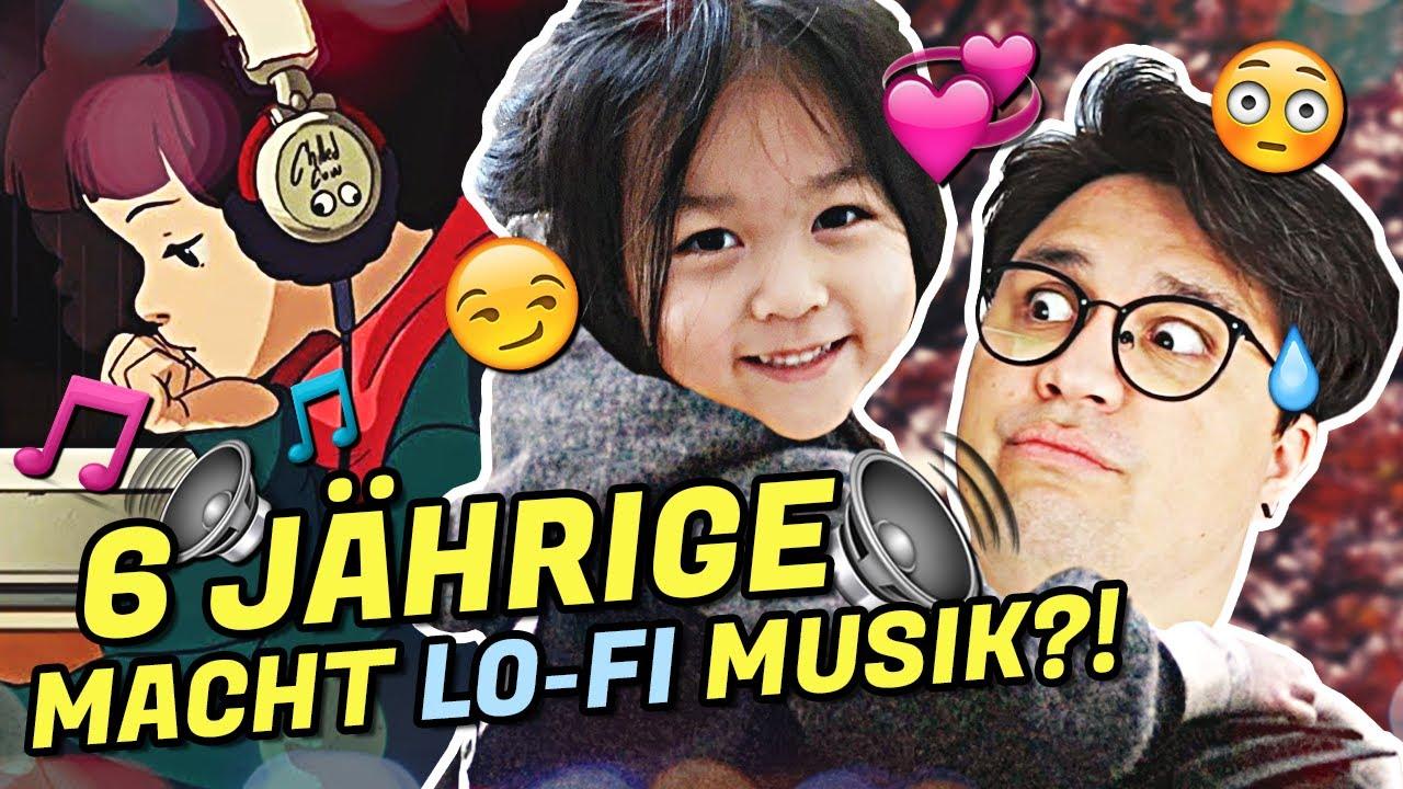 6 jähriges KIND PRODUZIERT LOFI Hip Hop / Chill Beat MUSIK??!! | Vincent Lee