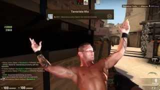 CS:GO - Randy Orton RKO Outta Nowhere - By Totallydubbed