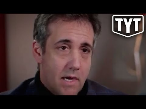 Michael Cohen: TRUMP IS A LIAR