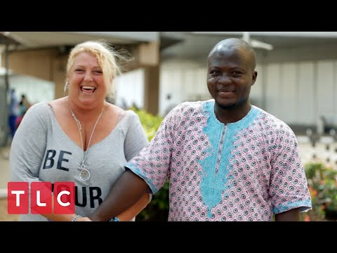 When Angela and Michael First Met! | 90 Day Fiancé: Before the 90 Days