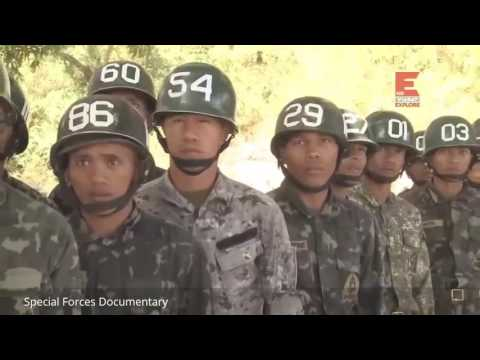 World's Best Military Elite Forces | Philippine Force Recon Documentary