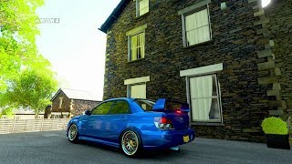 Forza Horizon 4| 500Hp 2005 SUBARU IMPREZA WRX STI [Street Build] [Demo]