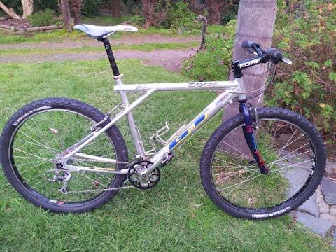 4093daaa898 GT Zaskar Mountain bike for sale - YouTube