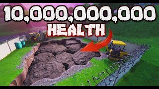 FORTNITE EVENT WATCH LIVE - LOOT LAKE DIG SITE - 10,000,000,000 HEALTH COLLECTIVE COUNTDOWN LIVE