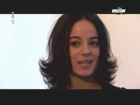 Alizée   Interview MCM 2003 with English captions