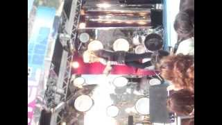 27.05.2010 - Emily Osment @ TRL On The Road Trieste - Soundcheck