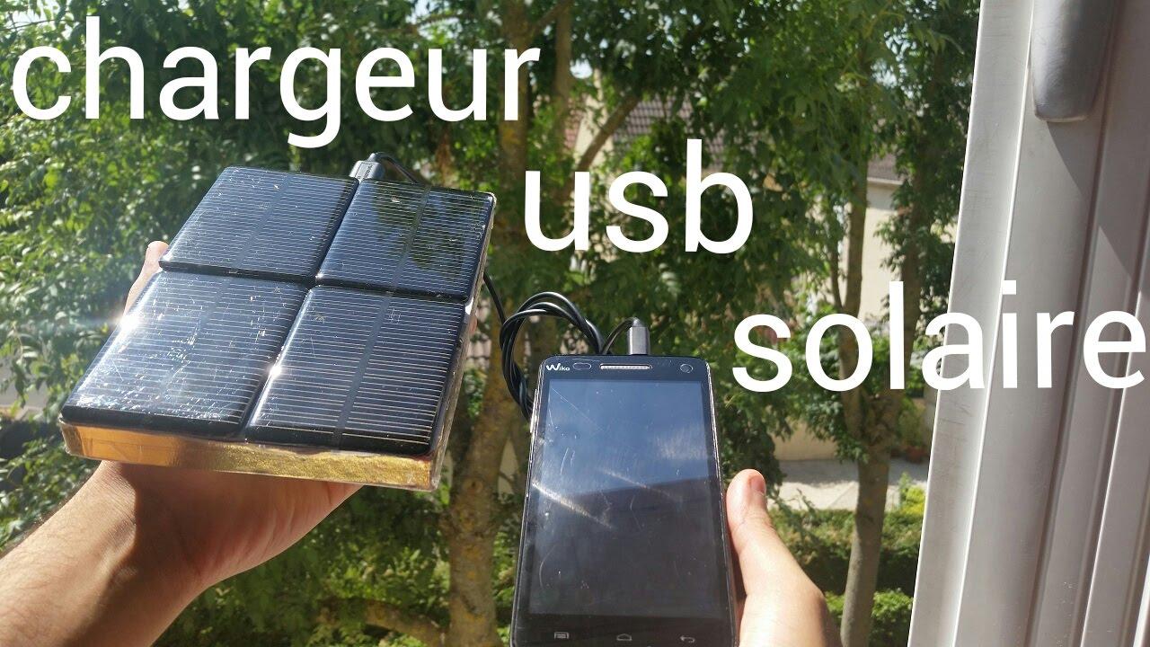 tuto comment faire une batterie externe solaire youtube. Black Bedroom Furniture Sets. Home Design Ideas