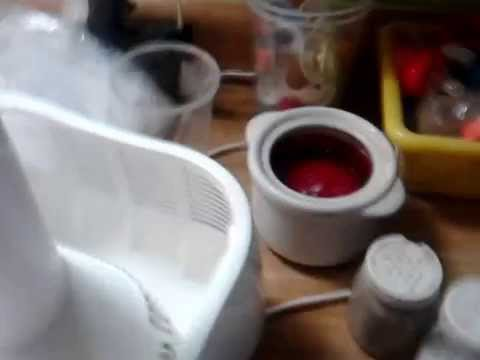 How To Clean The Vicks Starry Night Humidifier Youtube