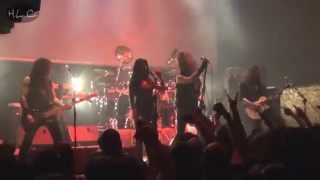 MOONSPELL (PRT) live concert 2014 [Athens, Greece] HD