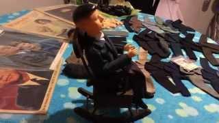 Jfk Rocking Chair Doll