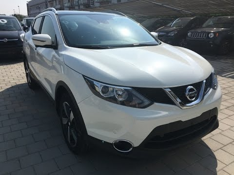 nissan qashqai 1 5 dci n connecta km0 bianco youtube. Black Bedroom Furniture Sets. Home Design Ideas
