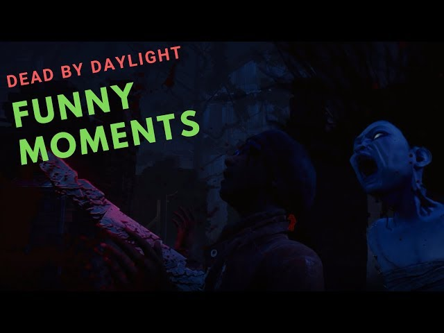 The Spirit! (NEW KILLER) | Dead by Daylight Funny Moments #3
