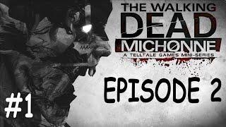 ЧАСТЬ 1 - The Walking Dead: Michonne Эпизод 2