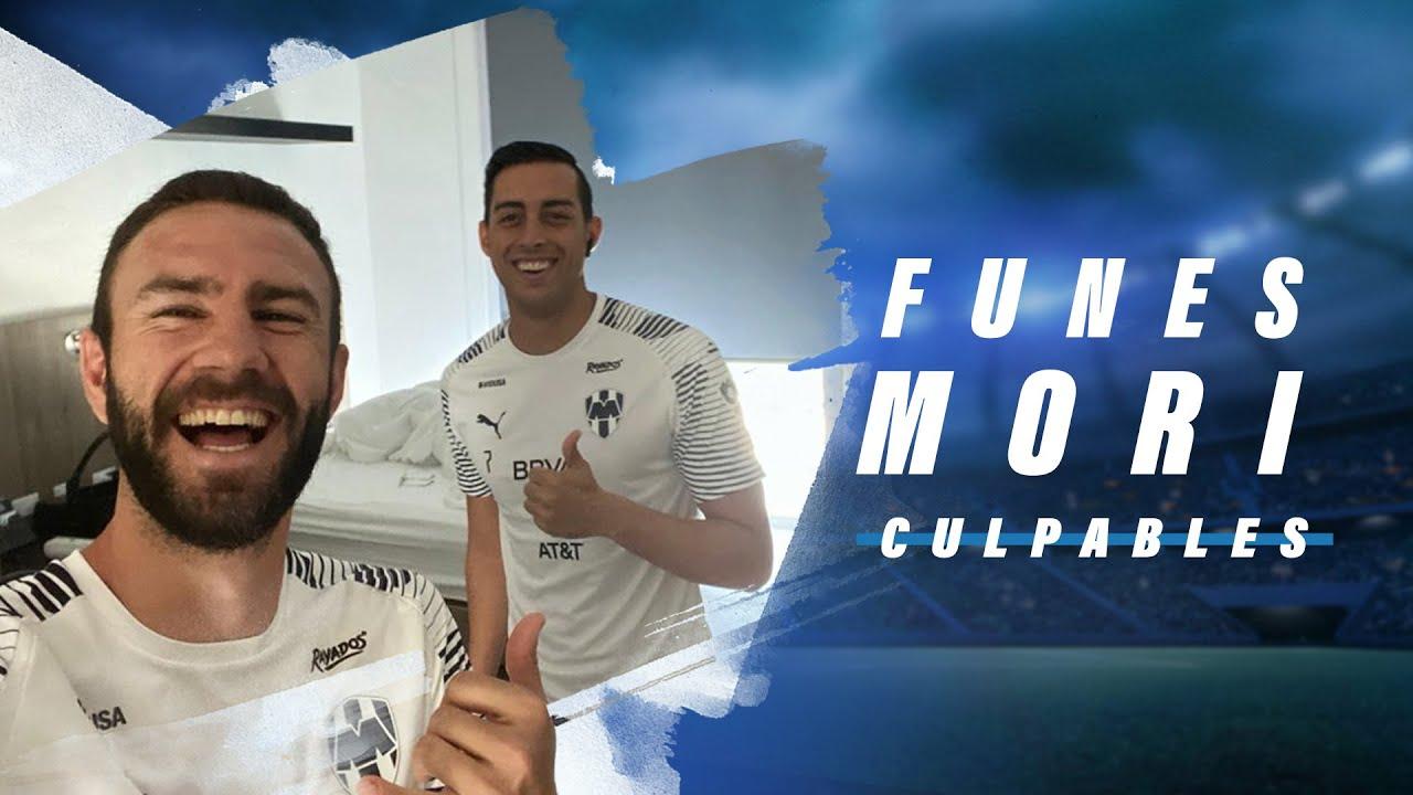 Rogelio Funes Mori nos comparte su culpa.