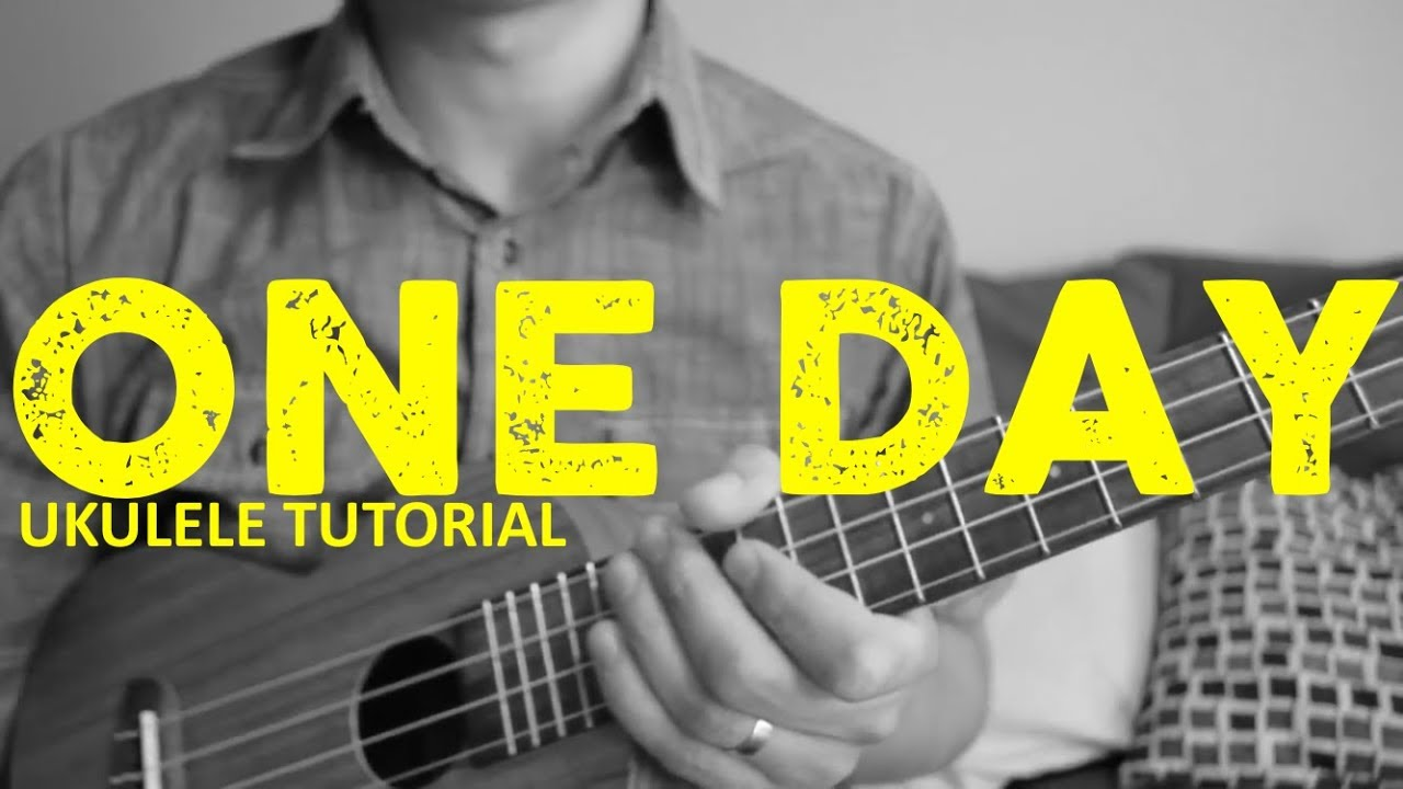 One Day - Matisyahu (EASY Ukulele Tutorial) - Chords - How To Play
