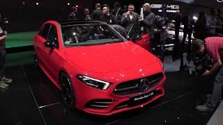 Mercedes Clase A - Salon de Ginebra 2018