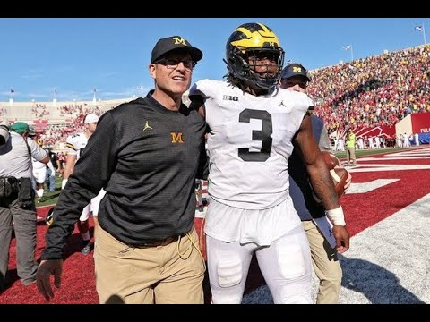 Jim Harbaugh: Michigan can 're-introduce' itself to nation vs. Wisconsin