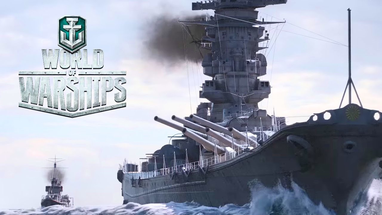 World Of Warships Legends - Console Trailer