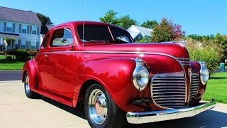 review: 1941 Plymouth Business Coupe For Sale automatic transmission