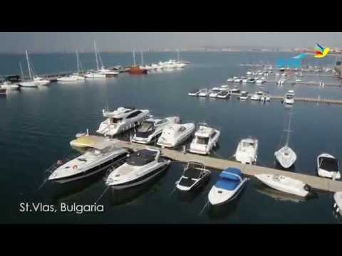 FLIGHT OVER THE REGION BURGAS