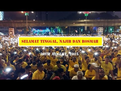 Selamat Tinggal, Najib dan Rosmah