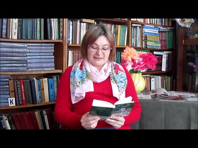 Изображение предпросмотра прочтения – СветланаТараканова читает произведение «Живые цветы» А.Д.Дементьевa