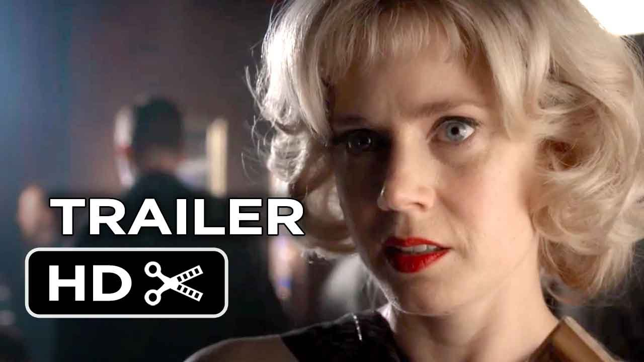 Keane Hd: Big Eyes Official Trailer #1 (2014)