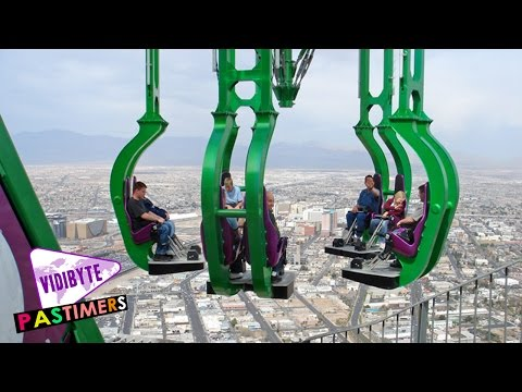 Top 10 Scariest Rides From Around The World