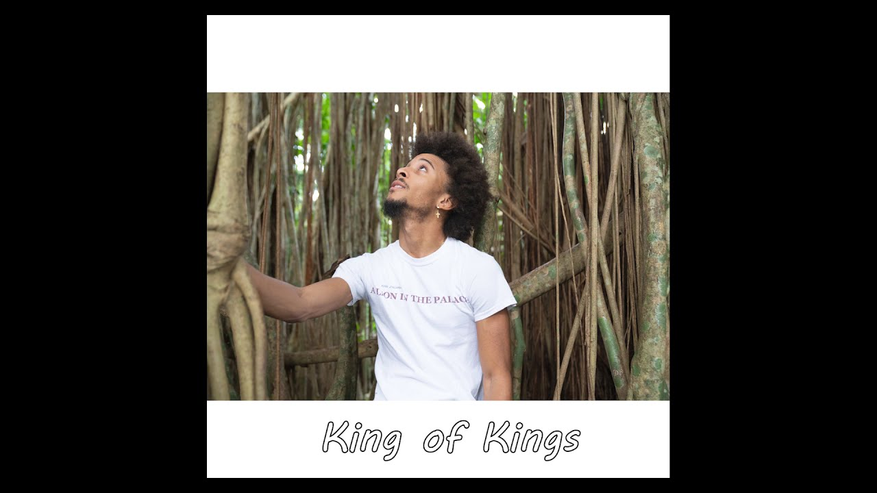 What's a King to the King of Kings? A son!