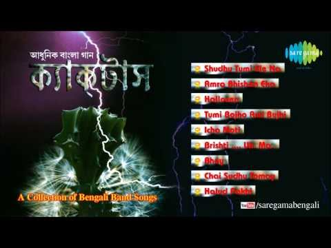 Cactus | Sei Je Halud Pakhi | Bengali Band Songs Audio Jukebox