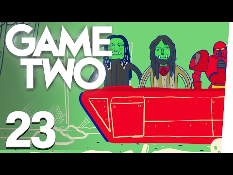 Game Two #23 | Outlast 2, Dawn Of War 3, Deformers, Spiele im April