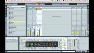 Create A Rhythmic Gating Effect In Ableton Live