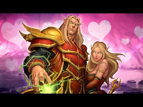 Top Ten Love Stories in World of Warcraft [Lore]