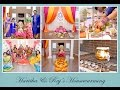 Haritha & Raj Housewarming Gruhapravesam Celebrations 1080p HD - Manam Events Boston