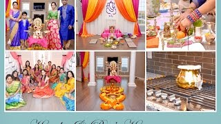 Haritha & Raj Housewarming Gruhapravesam Celebrations 1080p HD - Manam Events Boston