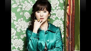 Người mẹ lặng thầm của Song Hye Kyo