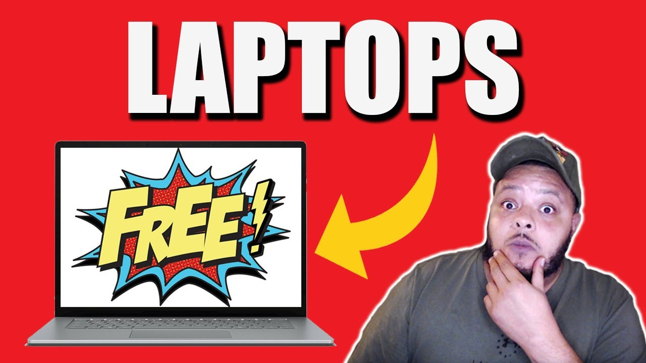 Ways You Can Get a Free Laptop (Legally)