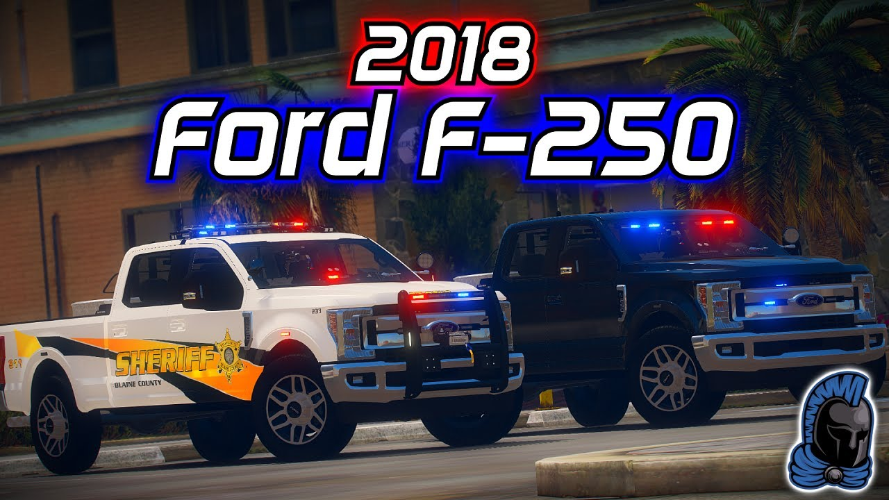 2018 Ford F-250 | Showcase | Model Made By: Ferious Development