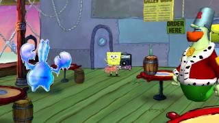 Spongebob the Movie PC Game Chapter 8 Planktopolis Part 4/5