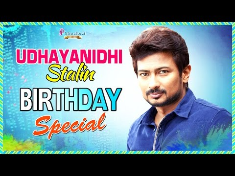 Udhayanidhi Stalin | Tamil Movie Comedy Scenes | Jukebox | Birthday Special