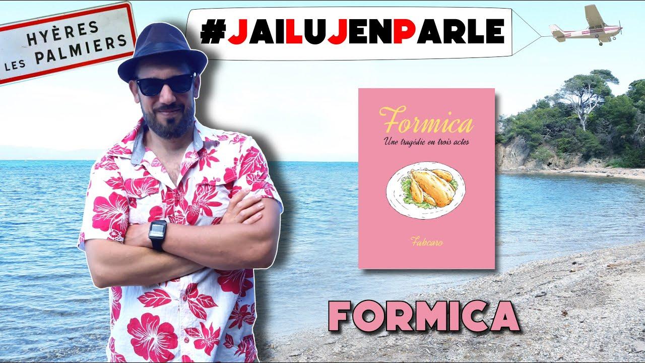 Download #JaiLuJenParle à la plage (2/9) : Formica, une (tragi) comédie géniale en 3 actes !