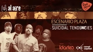 Download Suicidal Tendencies - Live Rock Al Parque 2016 (Full Show) MP3 song and Music Video