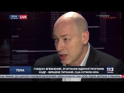Гордон: Идеология Путина