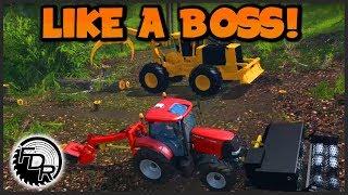 fdr logging season 2 episode 4 surgical skidder