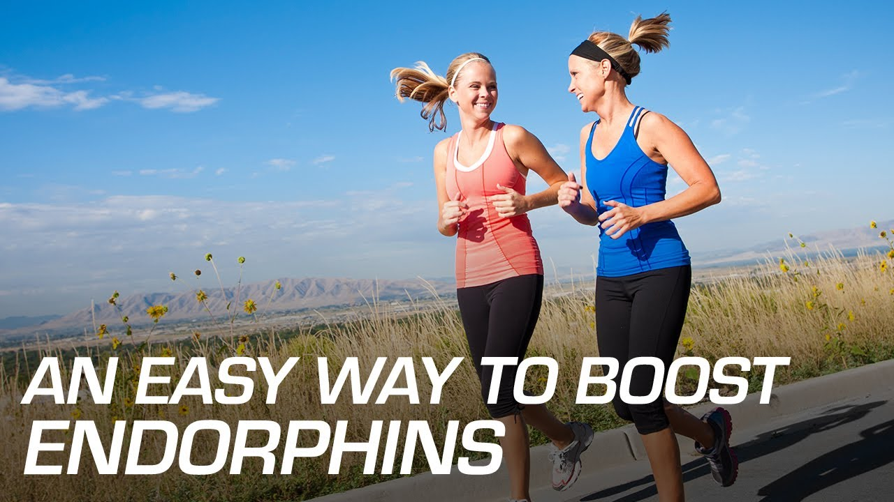 An Easy Way To Boost Exercise Endorphins Youtube