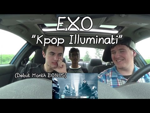 "EXO - Mama MV Reaction (Debut Month Bonus) ""Kpop Illuminati"""